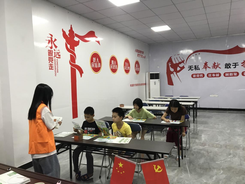 敬贤学堂赴闽侯县开展爱国卫生运动实践宣讲